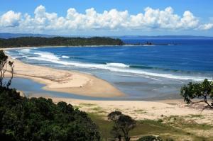 Pantai Sawarna Lebak Banten