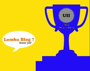 Lomba Blogger